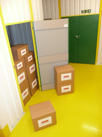 Storage Estimator Simple Storage