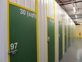 30 sq ft Self Storage Units (small)