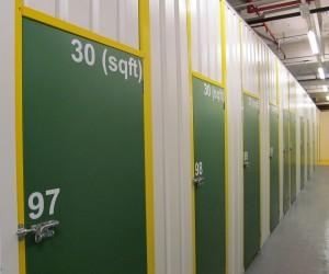 30 sq ft Self Storage Units