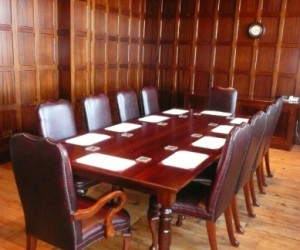 The Board Room At Arrow Mill Rochdale - Meeting Rooms For Hire