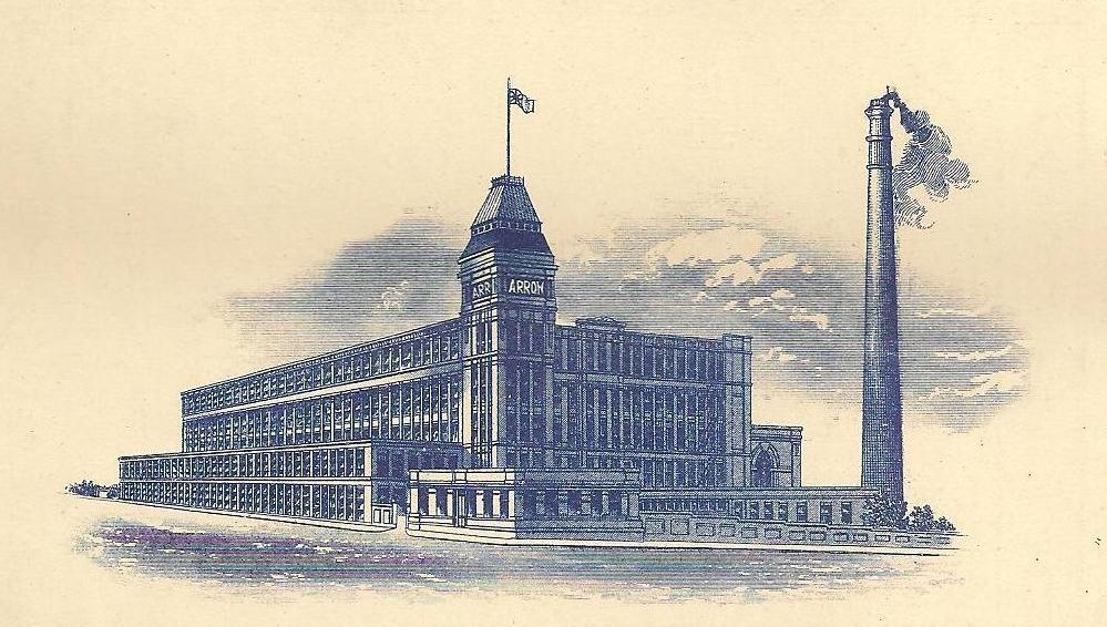 A Brief History of Arrow Mill - Simple Storage