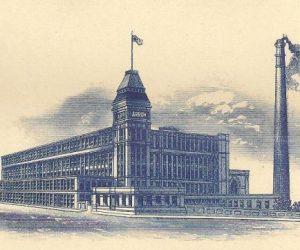 Arrow Mill History
