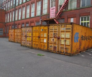 Container storage Rochdale