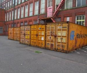 Container Storage Rochdale Self Storage Units In Rochdale - Simple Storage