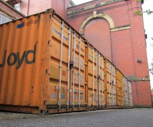 Secure Container Storage