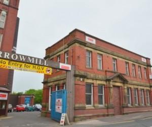 Entrance to Arrow Mill