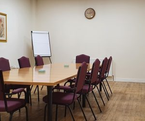 Meeting RoomThe Meeting Room At Arrow Mill Rochdale - Meeting Rooms For Hire