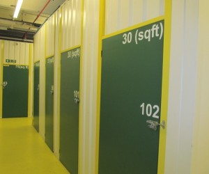 New 30 sq ft Self Storage Units