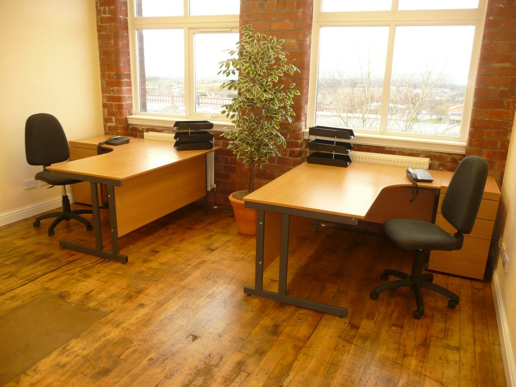 The benefits of serviced office space