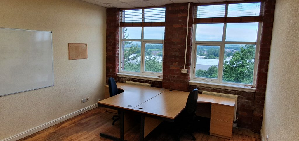 Serviced Office Space To Let In Arrow Mill Rochdale