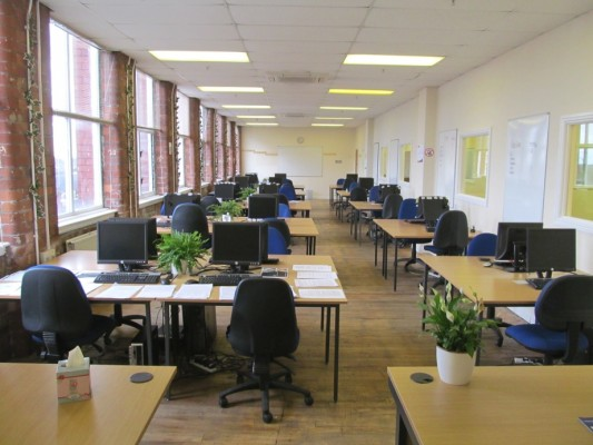 Open Plan Office Space To Let In Arrow Mill Rochdale