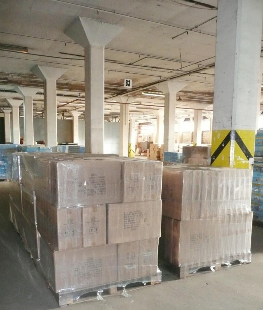 Pallet Manchester Storage