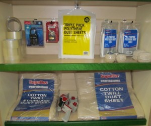Self Storage Accessories and Packaging Materials