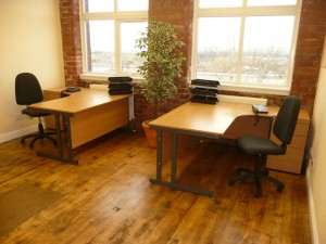 Office Space To Let In Refurbished Warehouse - Arrow Mill Rochdale