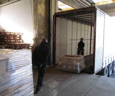 Pallet Storage In a Warehouse Storage Services